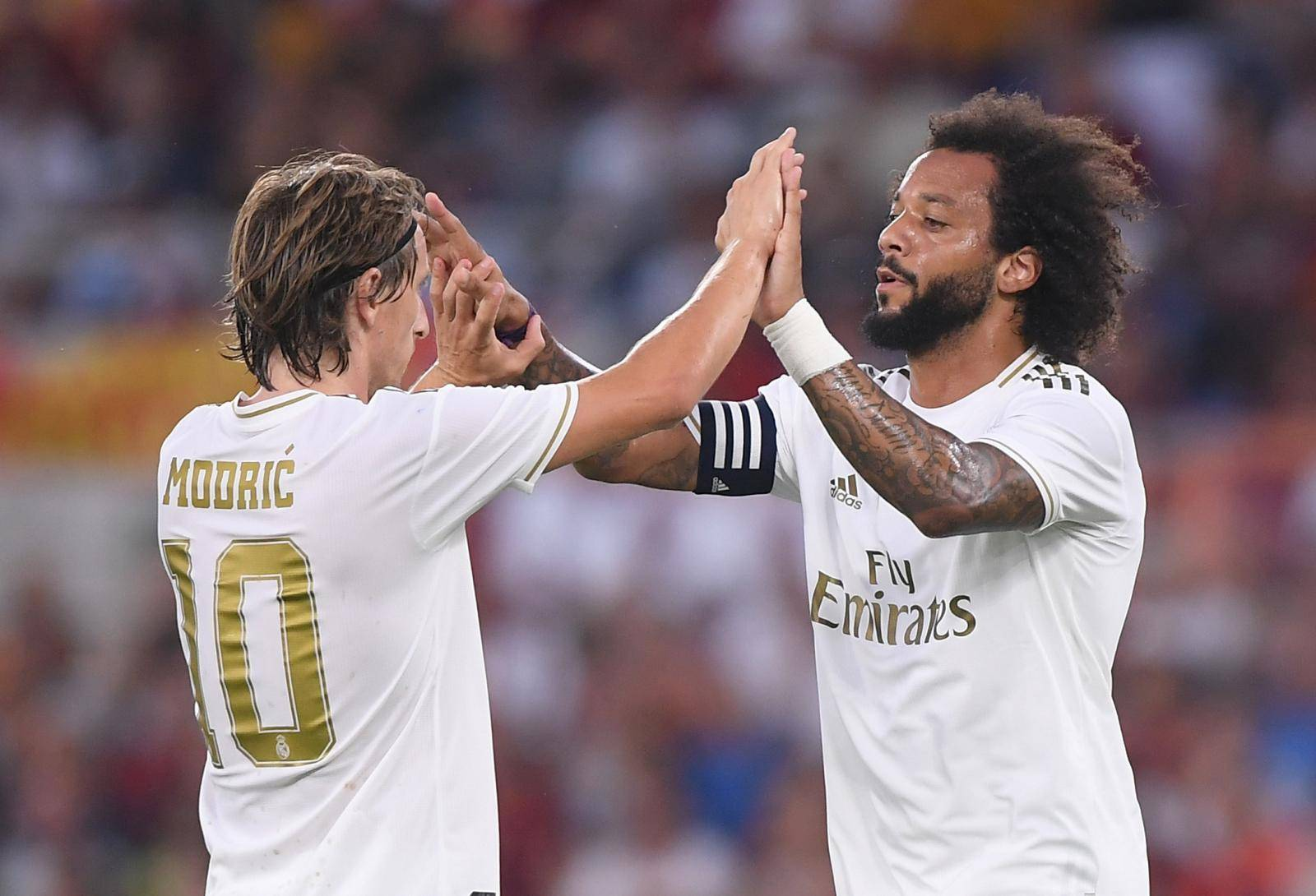 Pre-season Friendly - AS Roma v Real Madrid