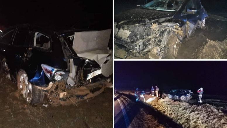 U stravičnoj prometnoj kod Varaždina poginuo muškarac