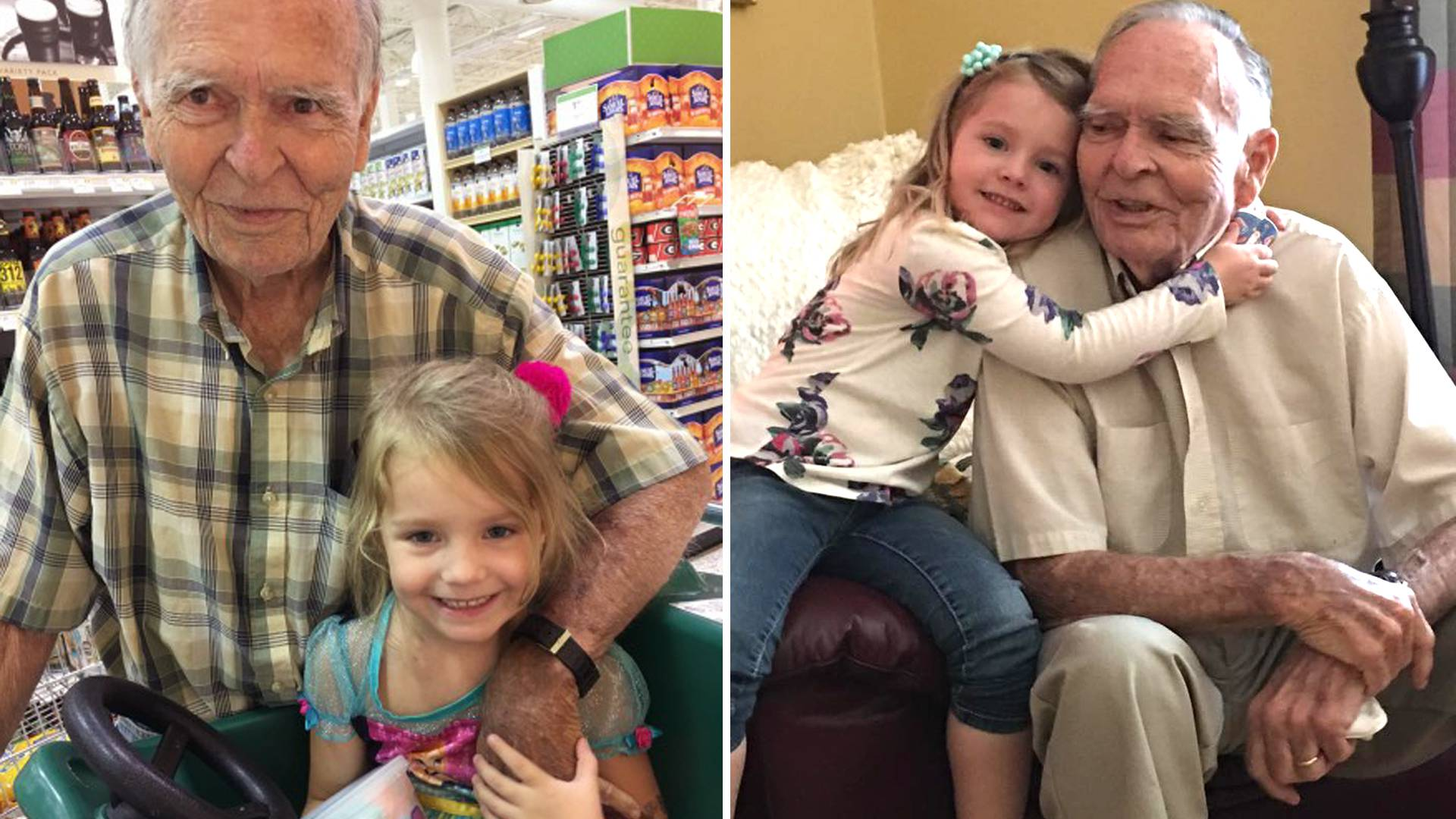 Tara Wood's daughter and her 82 year-old friend