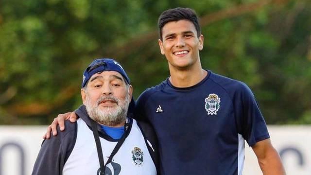 U Vukovar dolazi Argentinac kojeg je trenirao Maradona!