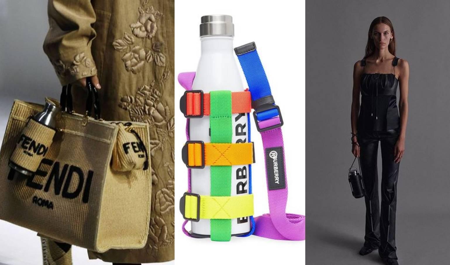Voda je u trendu: Torbice za flašicu vode postaju chic detalj