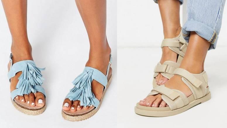 Tako su praktične i lijepe: Niske sandale u 10 stilskih situacija