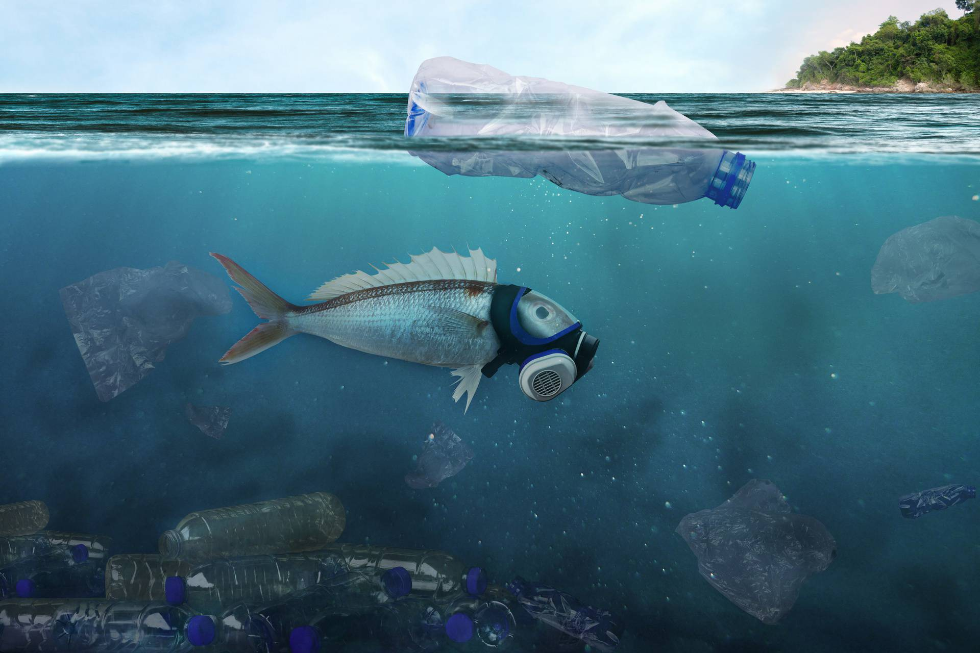Do 2030. bit će 53 milijarde tona plastike u vodama Zemlje