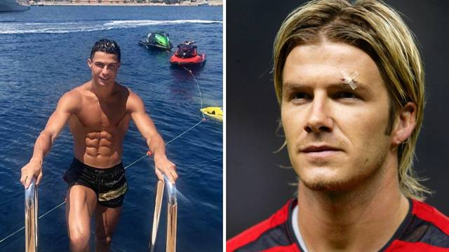'Cristiano je egoist, a Ferguson je razbio arkadu Beckhamu...'