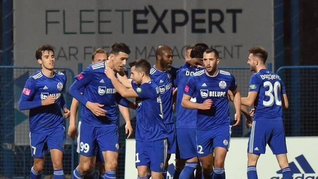 Koprivnica: Slaven Belupo i HNK Hajduk sastali se u 22. kolu HT Prve lige