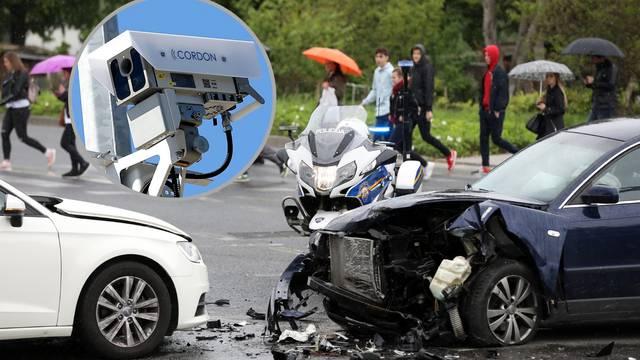 Pokrivaju cijelu Hrvatsku: Još kamera stavljaju na prometnice