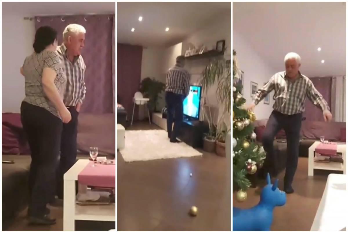 Puk'o zbog Milanovića: Skinuo je hlače i napao svoj televizor
