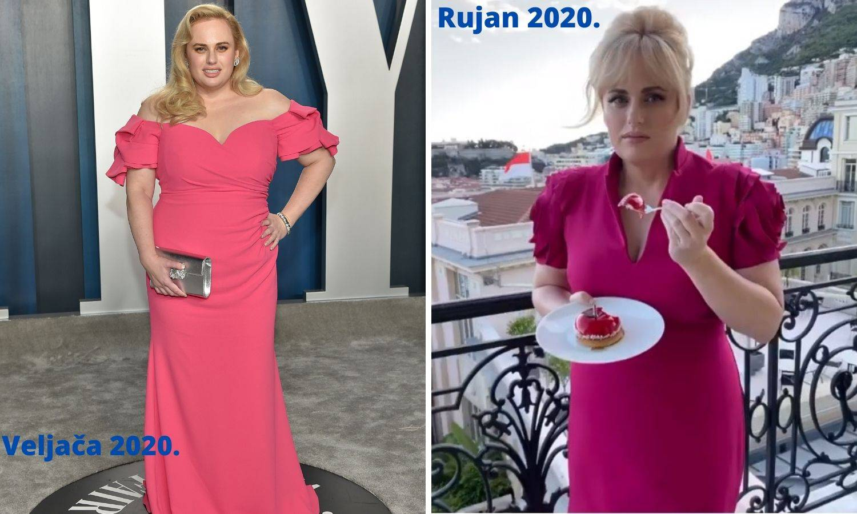 Poznata glumica drastično je smršavjela: Ne koristim riječ dijeta - to nije nimalo poticajno