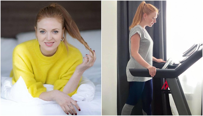 Janjić nakon trudnoće: 'Uz sve izgovore, počela sam trenirati'