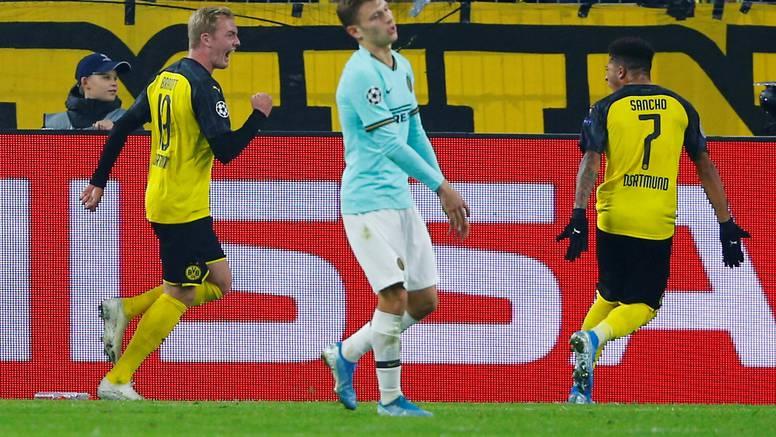 Spektakl u Dortmundu! Inter vodio 2-0, Borussia pobijedila