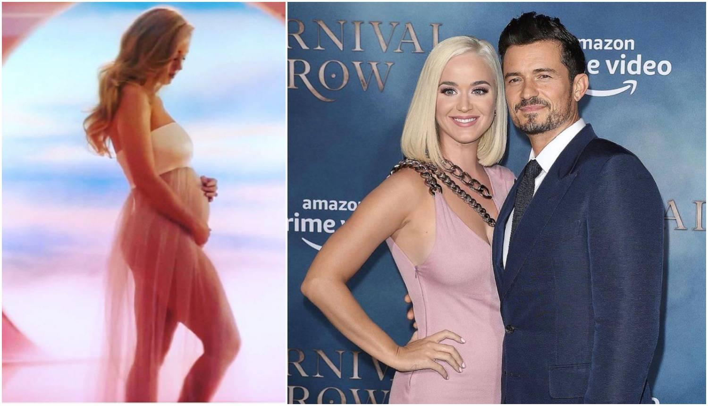 Katy Perry je trudna: 'Napokon više ne moram uvlačiti trbuh'