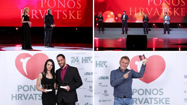 Oni su Ponos Hrvatske: 'Ova teška godina donijela je mnogo izuzetnih i hrabrih ljudi...'