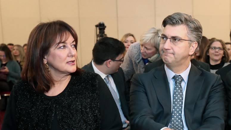 U Europskoj komisiji Šuica će biti povjerenica za proširenje?
