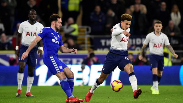 Premier League - Cardiff City v Tottenham Hotspur