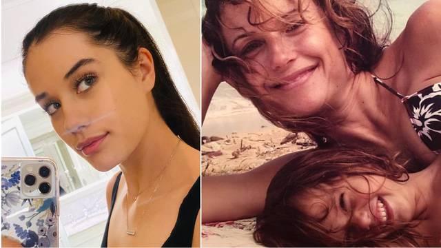 Travoltina kći (20) oprostila se od majke: 'Hvala ti na ljubavi'