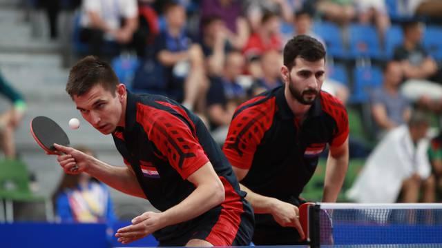 Hrvatski stolni tenis ima tri igrača u prvih 100 na svijetu