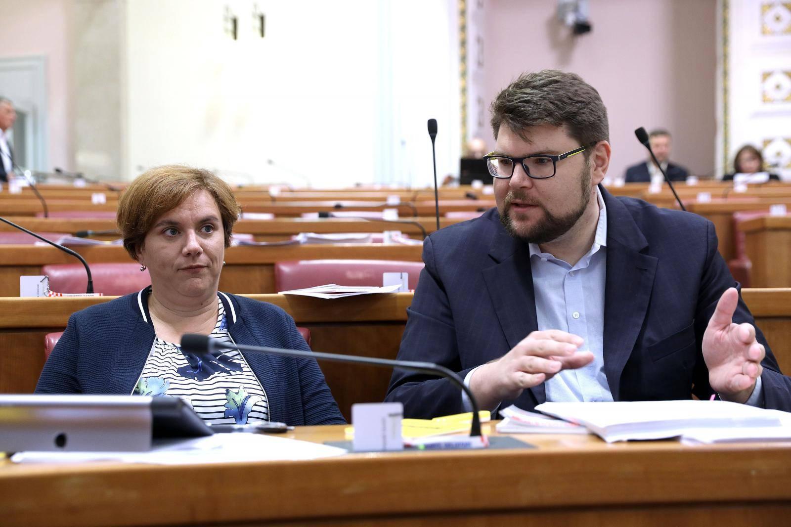 Sabor 14. sjednicu nastavio raspravom o Prijedlogu ovršnog zakona