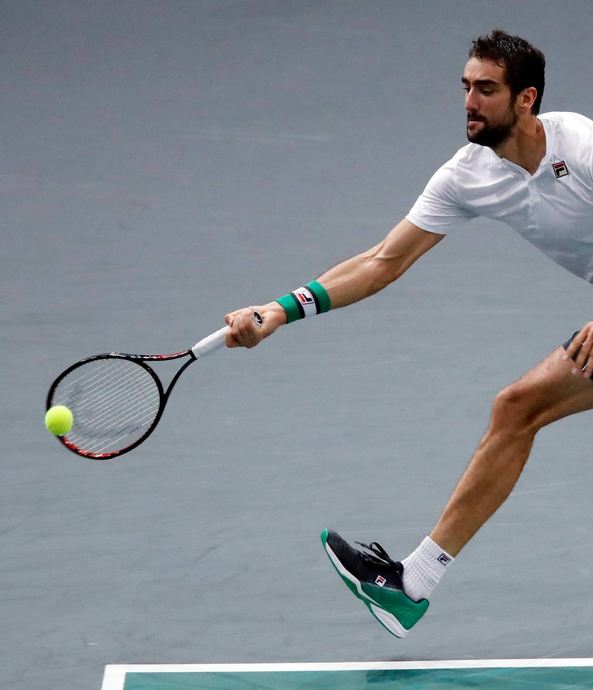 Tennis - ATP 1000 - Paris Masters