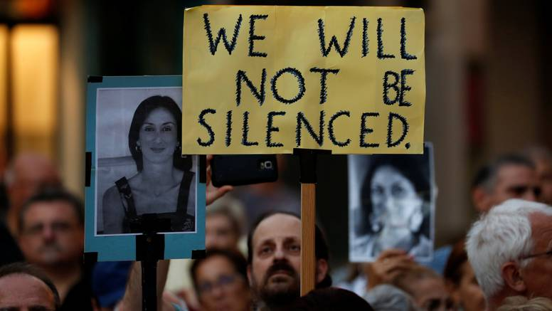 Država Malta odgovorna je za ubojstvo poznate novinarke