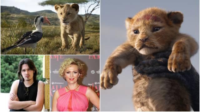 Spojili se Vanna i Dino Jelusić: Pjevaju u novom Kralju lavova
