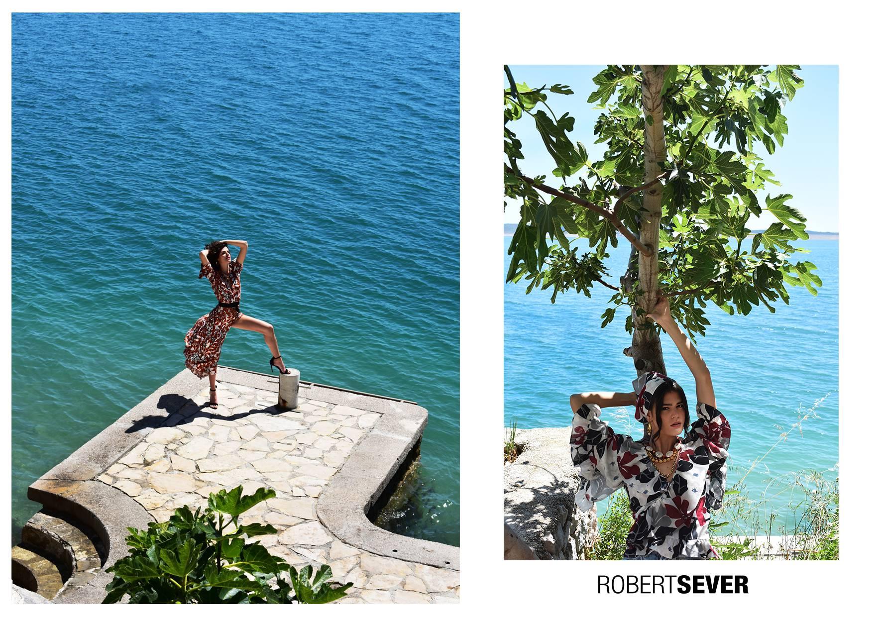Robert Sever ima lepršave nove kreacije u mediteranskom štihu