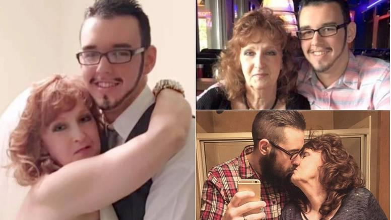 On je imao 18, a ona 71 kad su se upoznali na sprovodu njena sina: Vjenčali su se za 14 dana