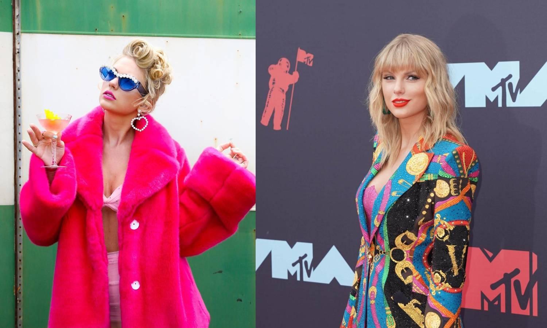 Samo lude boje: Taylor Swift bira samo super šarene jakne