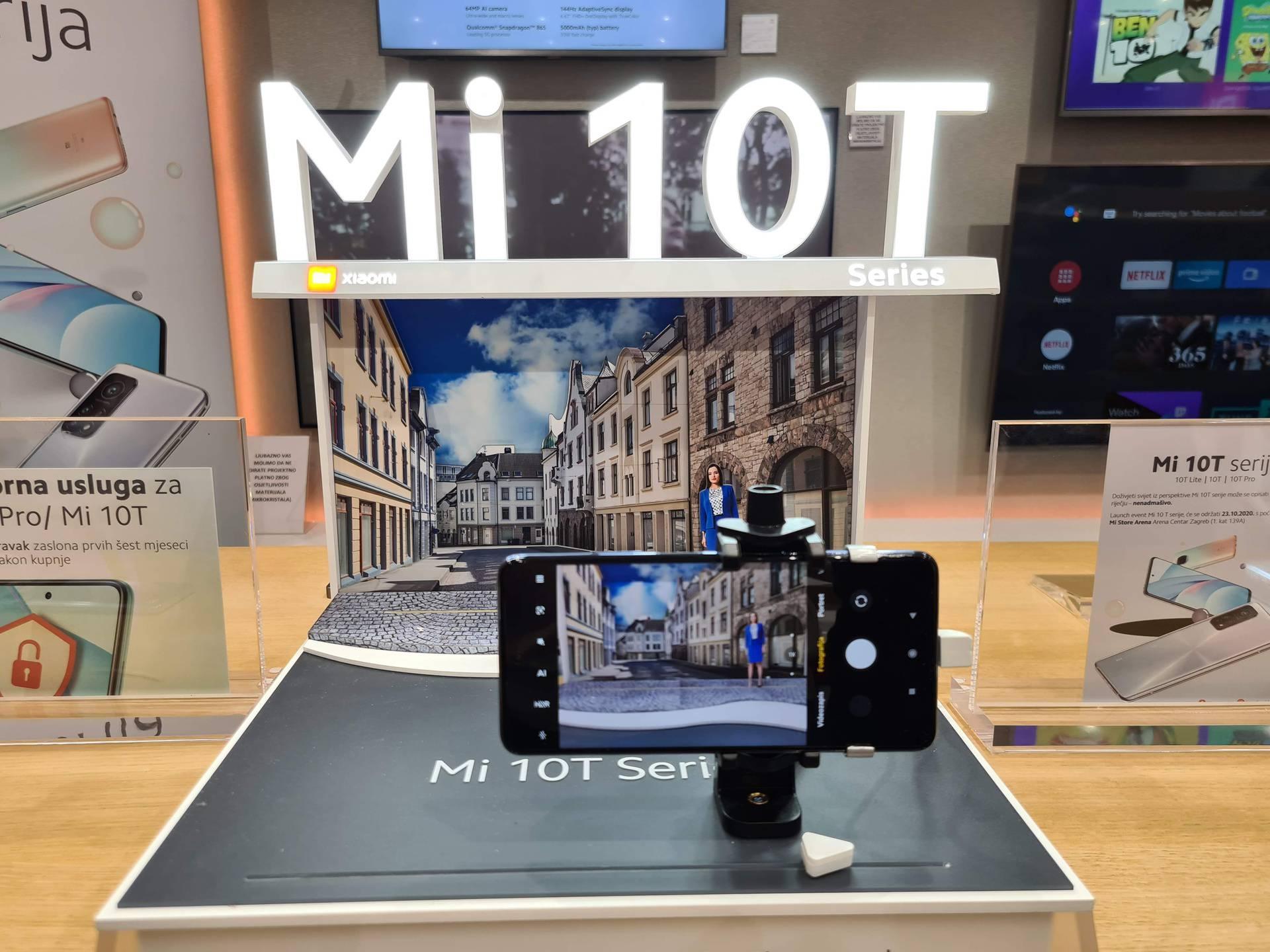 Xiaomi Mi 10T nakrcan moćnim hardverom stigao i u Hrvatsku
