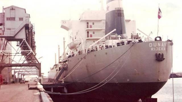 Četrdeset godina od nestanka broda Dunav s 32 člana posade