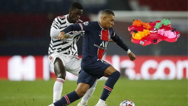 'Pojeo' Mbappéa na terenu kao kuglice u društvenoj igri: Stoper Uniteda drži Guinnessov rekord