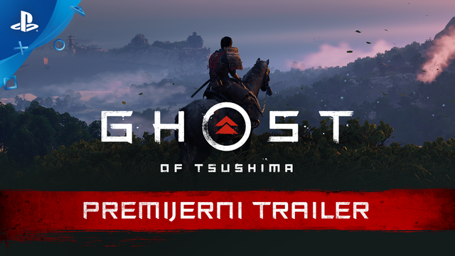 Hrvatska najava za Ghost of Tsushima otkriva i detalje igre