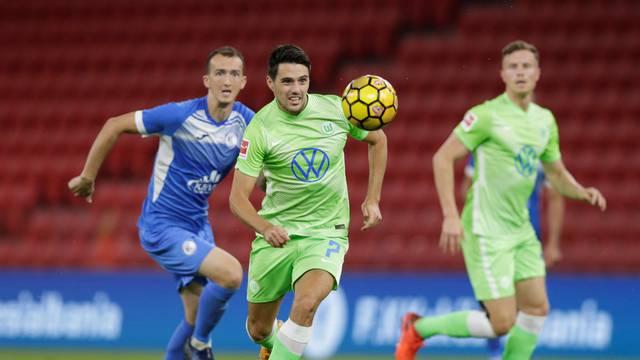 Europa League - Second Qualifying Round - Kukes v VfL Wolfsburg