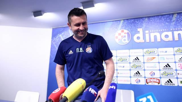 Zagreb: Nenad Bjelica o polufinalnoj utakmici nogometnog kupa između Dinama i Osijeka