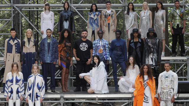 Burberry Spring/Summer 2021 Collection