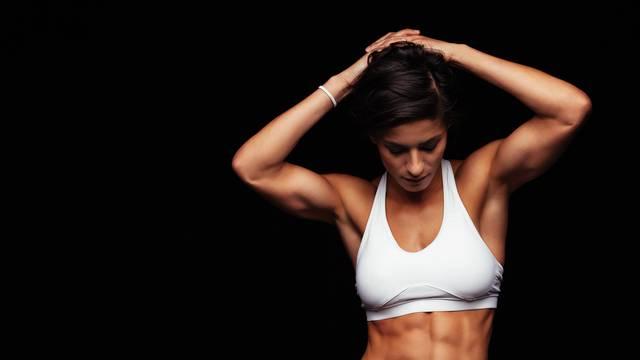 Trbušnjaci se ne dobivaju samo vježbanjem - važna je prehrana