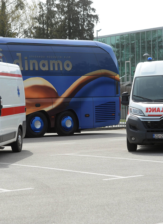 Dinamo pomaže: Donirao 200 tisuća kuna bolnici u Mostaru...