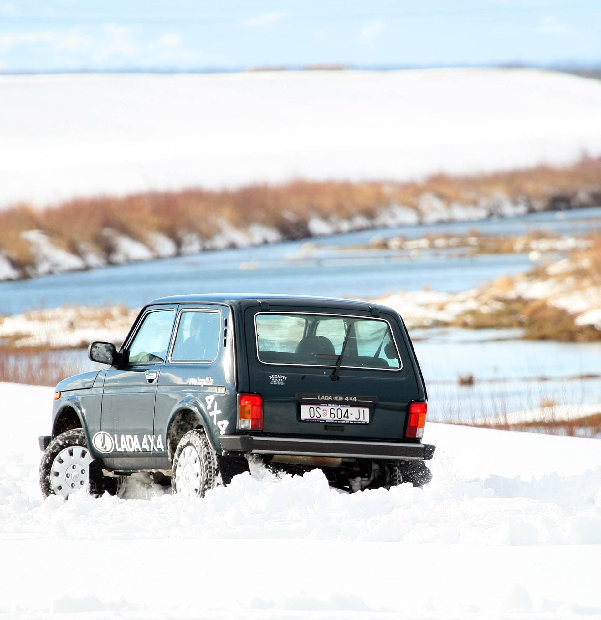 Tražite nešto za zimu? Ovo su najjeftiniji auti s pogonom 4x4