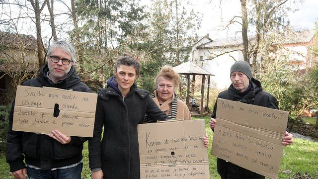 Ništa od radova u Kustošiji: 90 građana izborilo se za potok