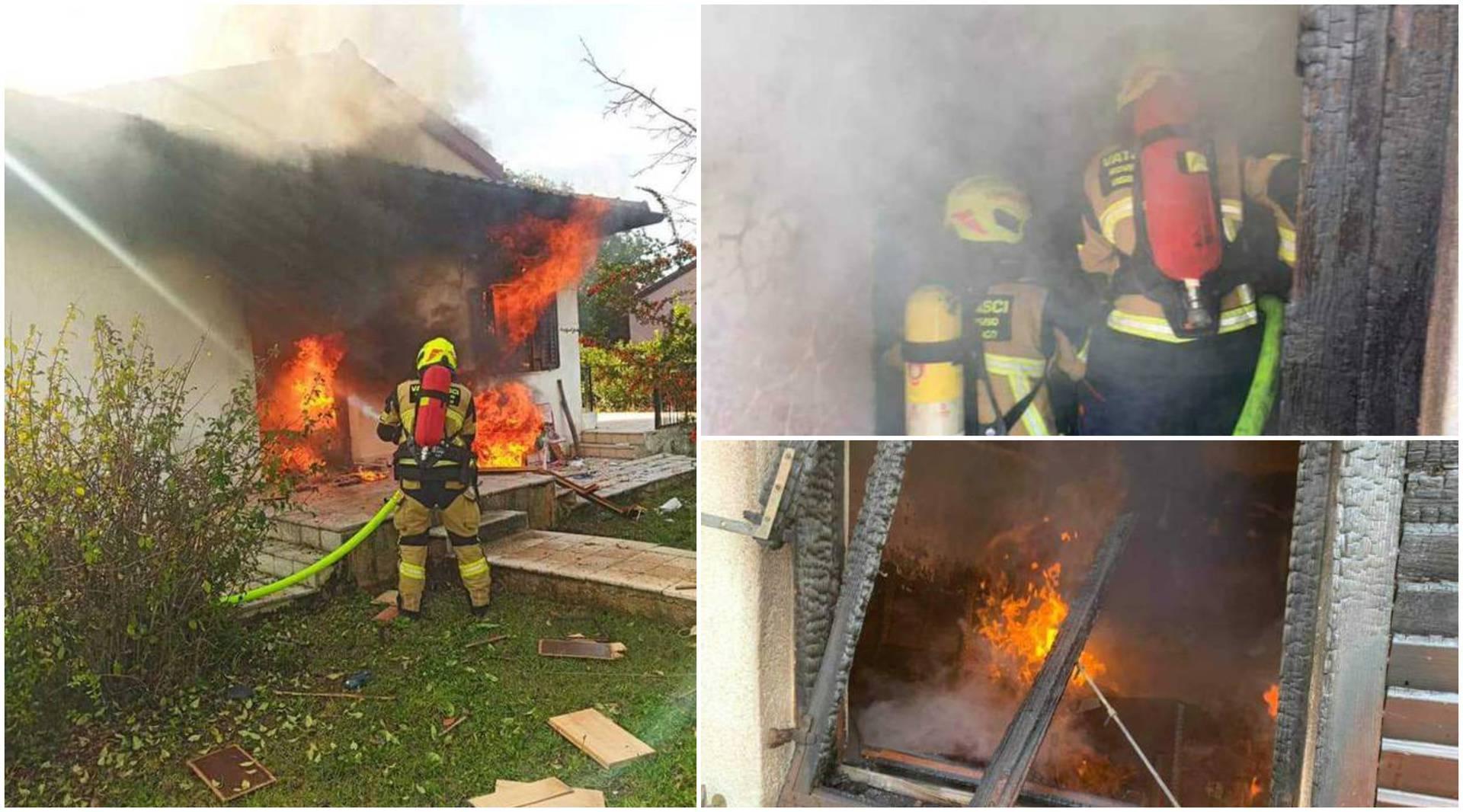 Otvorio je ventile na plinskim bocama i zapalio apartman: Bio je u sukobu s vlasnicama stana?
