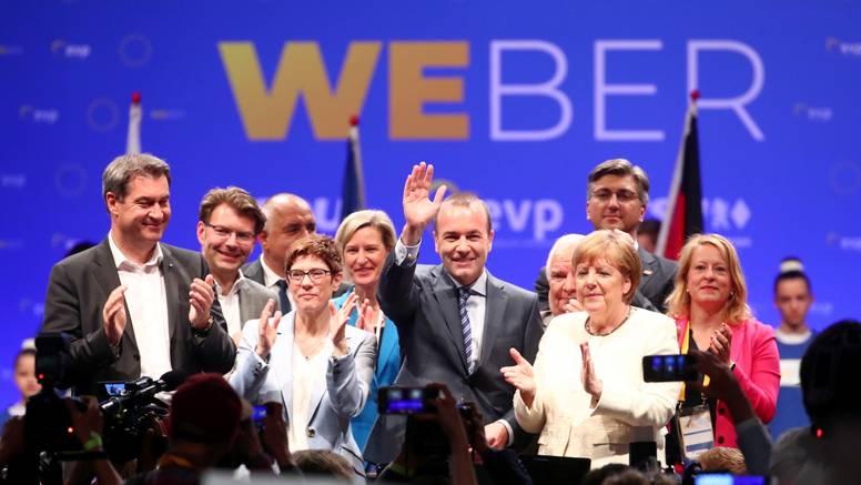 'Ovdje sam kako bismo zajedno pobijedili na izborima za EU...'