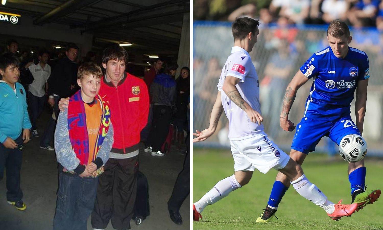Draži mi je gol 'bilima' nego fotka s Messijem, a kod nas ima igrača za 1. HNL, pa i za Hajduk