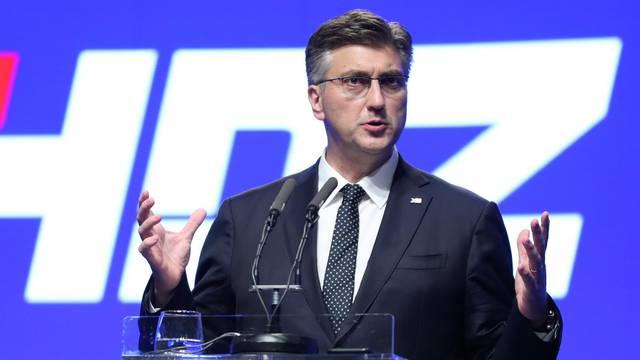 Zagreb: Svečana akademija povodom 30. godišnjice osnivanja Hrvatske demokratske zajednice