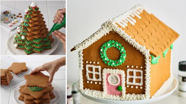 Top trikovi za savršenu kućicu od medenjaka: Kako je ukrasiti?