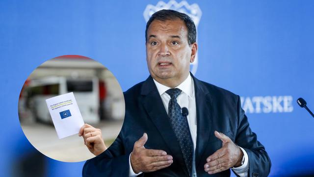 Ministarstvo zdravstva: Covid potvrde u zdravstvu će se početi koristiti početkom listopada