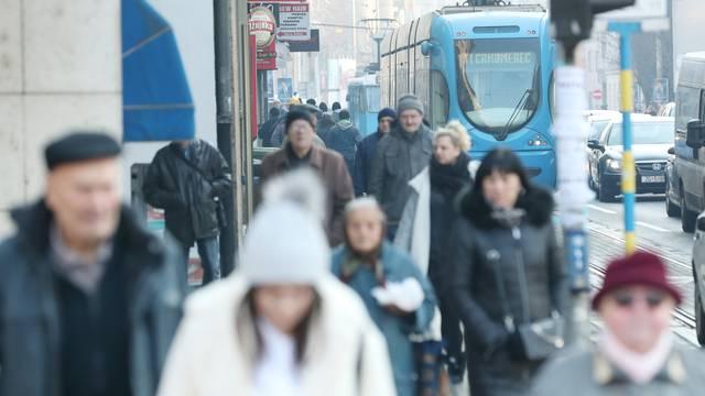 Zagreb: Zastoj tramvajskog prometa od Trga dr. Franje Tuđmana do okretišta Črnomerec