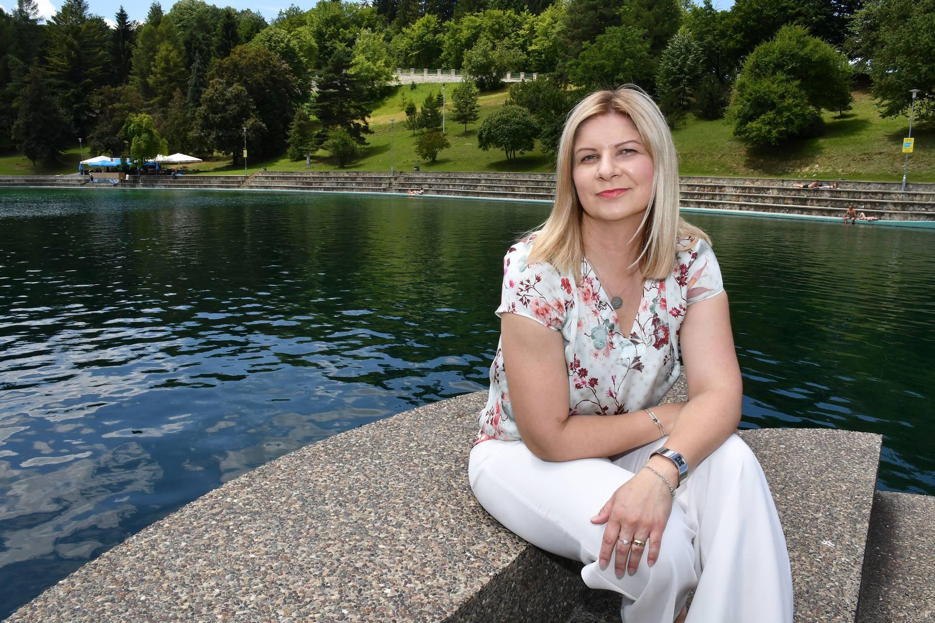 Orahovica: Saborska zastupnica Ana Marija Petin