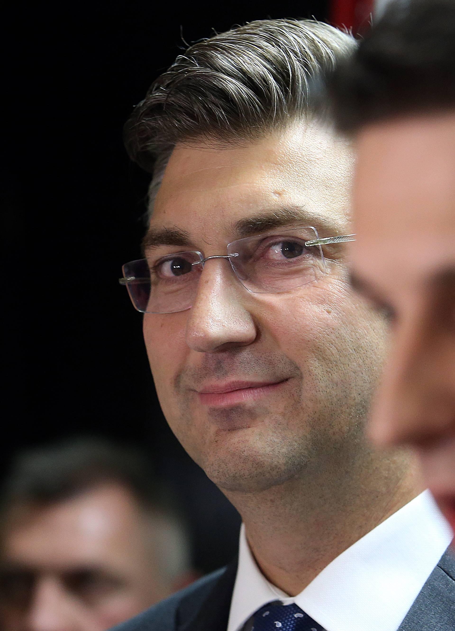 Plenković će u podne dobiti mandat za sastavljanje Vlade