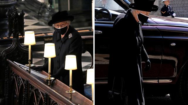 Kraljica je u torbici na sprovodu nosila dvije stvari koje su ju podsjećale na princa Philipa...