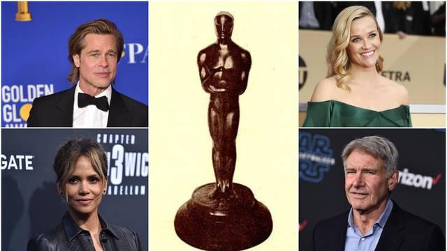 Brad Pitt, Halle Berry, Harrison Ford i Reese Witherspoon bit će voditelji dodjele Oscara 2021.