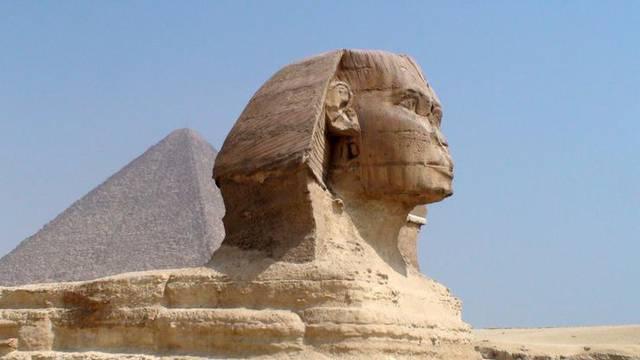 Egipatski kipovi bez nosa